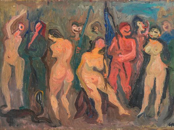 Le Fantasie di Mario Mafai in mostra alla Pinacoteca di Brera