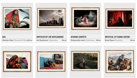 AFGHANISTAN: 16 FOTOGRAFI INTERNAZIONALI A SUPPORTO DI EMERGENCY E DEGLI OSPEDALI