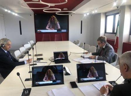 COVID: PRIMO MANAGEMENT BOARD DI EUROPOL IN VIDEOCONFERENZA