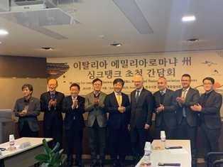 SEOUL: L'AMBASCIATORE FAILLA INCONTRA I SINDACI COREANI