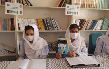 AFGHANISTAN: IL CONTINGENTE ITALIANO PER L'ORFANATROFIO FEMMINILE DI HERAT