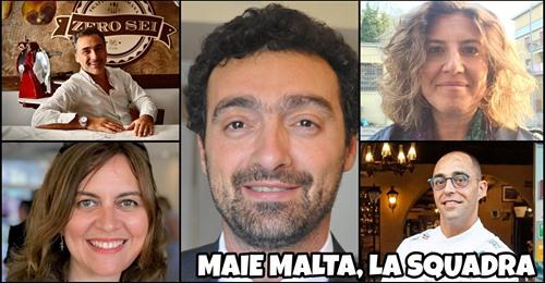 IL MAIE SBARCA PER LA PRIMA VOLTA A MALTA: LUCA DI GENNARO SPLENDORE NOMINATO COORDINATORE