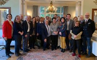 PROMOZIONE CULTURALE ITALIANA: LAVORI IN CORSO ALL'AMBASCIATA D'ITALIA A BERNA