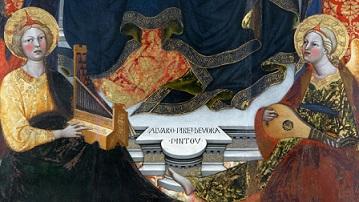 """""""UN PITTORE PORTOGHESE IN ITALIA ALLA VIGILIA DEL RINASCIMENTO"""": OPERE DAI MUSEI ITALIANI A LISBONA PER LA MOSTRA SU ALVARO PIREZ D"""