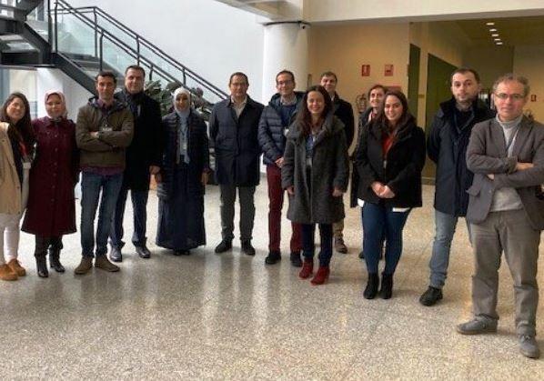 Gestione sostenibile dei rifiuti: 2 ricercatori italiani all'incontro di CEOMED