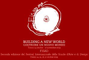 STUDENTI DA TUTTO IL MONDO A TORINO PER IL FESTIVAL INTERNAZIONALE SCUOLE D'ARTE E DESIGN