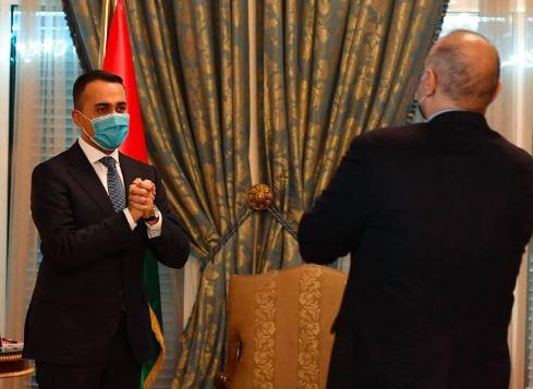 Di Maio in missione in Giordania e Arabia Saudita