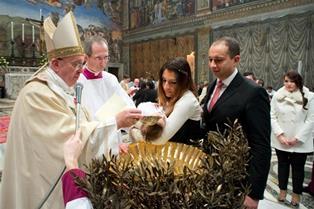 IL BATTESIMO NELLA PUNTATA DI CRISTIANITÀ DOMANI SU RAI ITALIA
