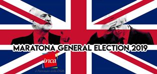 "VOTO UK/ ""MARATONA UK GENERAL ELECTION 2019"" DOMANI ALL'INCA CGIL A LONDRA"