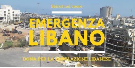 """EMERGENZA LIBANO: L'ASSOCIAZIONE """"UN PONTE PER"""" ATTIVA LE DONAZIONI"""