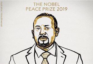 NOBEL PER LA PACE AD ABIY AHMED ALI: LE CONGRATULAZIONI DEL MINISTRO DI MAIO