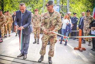 """KOSOVO: IL REGIONAL COMMAND WEST DONA """"IL PONTE DEGLI ITALIANI"""""""