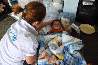 L'APPELLO DELL'UNICEF PER CESSARE L'ESCALATION DI VIOLENZA NEL NORDEST SIRIA