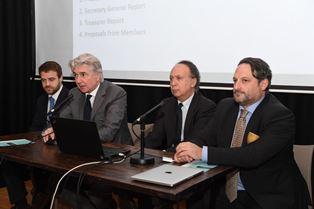 LONDRA: IL CONSOLE VILLANI AI LAVORI DELL'ITALIAN MEDICAL SOCIETY OF GREAT BRITAIN (IMSOGB)