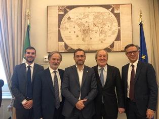 BILLI (LEGA) INCONTRA ESPONENTI DELLA COMUNITÀ ITALIANA IN CROAZIA E SLOVENIA