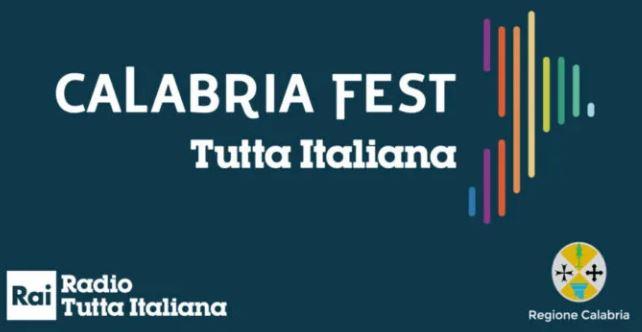 """""""CALABRIA FEST TUTTA ITALIANA"""": A FINE MESE LE FINALI DEL FESTIVAL DELLA NUOVA MUSICA ITALIANA"""