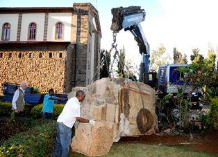 IN SALVO UN FRAMMENTO DI STORIA ITALIANA IN KENYA - di Freddie del Curatolo