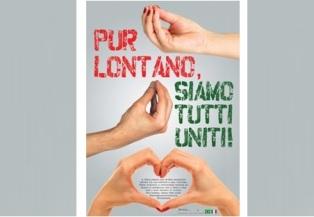 CORONAVIRUS/ COMUNITÀ ITALIANA AVVIA UNA CAMPAGNA DI SOLIDARIETÀ PER L'ITALIA