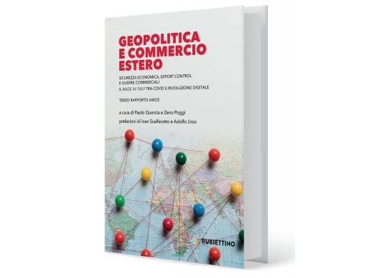 GEOPOLITICA E COMMERCIO ESTERO: GIOVEDÌ LA PRESENTAZIONE DEL REPORT AWOS
