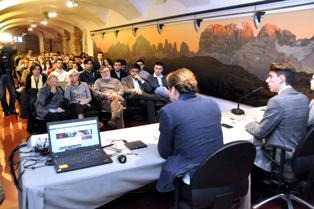 GIORNO DEL RICORDO: LA CONSULTA DEGLI STUDENTI INCONTRA UN