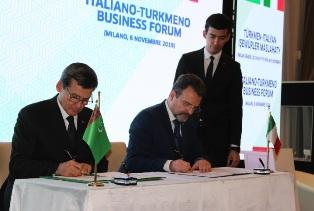 FIRMATO MEMORANDUM OF UNDERSTANDING TRA ITALIAN DIPLOMATIC ACADEMY E TURKMENISTAN