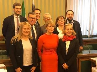 """ELEZIONI UK/ UNGARO (IV): APPREZZO LE PAROLE DELL'AMBASCIATRICE MORRIS """"GLI ITALIANI IN GRAN BRETAGNA SONO BENVENUTI A RIMANERE"""""""