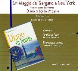 A BOOKCITY MILANO UN VIAGGIO DA SOGNO DAL GARGANO A NEW YORK