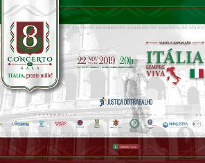 """""""ITALIA: GRAZIE MILLE!"""": IN BRASILE IL CONCERTO DI GALA CHE RINGRAZIA L'ITALIA PER L'ARTE"""