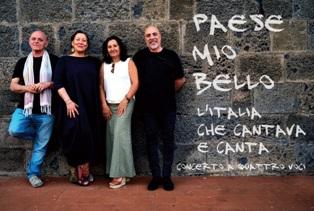"""""""PAESE MIO BELLO"""": ALL'IIC DI COLONIA IL CONCERTO DI MUSICA NAPOLETANA"""