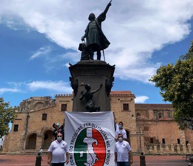 SANTO DOMINGO: IL CTIM ASSUME IL PATROCINIO DEL MONUMENTO DI CRISTOFORO COLOMBO