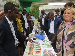 IL VICE MINISTRO DEL RE A CONFERENZA INTERNAZIONALE POPOLAZIONE E SVILUPPO DI NAIROBI