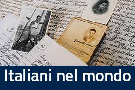 """RAI ITALIA: RICCI (FILEF) E DE VITA (DGIEPM) TRA GLI OSPITI DE """"L'ITALIA CON VOI"""""""