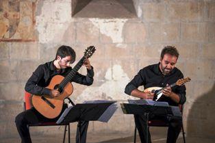 IL DUO ITALIANO MAGUI AL MUSEO NAZIONALE DELLA MUSICA DI LISBONA CON L'IIC