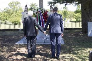 ITALIA - SLOVENIA/ UNGARO (IV): GRAZIE AL PRESIDENTE MATTARELLA