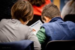 BAMBINI AL PARLAMENTO UE PER L'EVENTO DEDICATO ALLE FAMIGLIE MULTIETNICHE