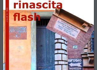 """""""RINASCITA FLASH"""": ONLINE IL BIMESTRALE DELL'ASSOCIAZIONE RINASCITA"""