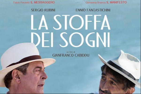 """""""LA STOFFA DEI SOGNI"""": SU RAI ITALIA IL FILM GLOBO D'ORO 2017"""