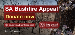 INCENDI AUSTRALIA: RADIO ITALIANA 531 RISPONDE ALL'APPELLO DEL GOVERNO DEL SOUTH AUSTRALIA E RACCOGLIE 30MILA DOLLARI