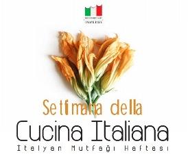 LA IV SETTIMANA DELLA CUCINA ITALIANA NEL MONDO IN TURCHIA