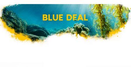 """""""BLUE DEAL"""": L'ITALIA NEL PROGETTO UE PER LA TRANSIZIONE ENERGETICA CHE PUNTA SUL MEDITERRANEO"""