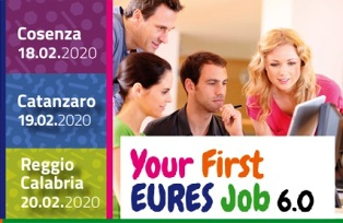 YOUR FIRST EURES: LABORATORI DI ORIENTAMENTO IN CALABRIA