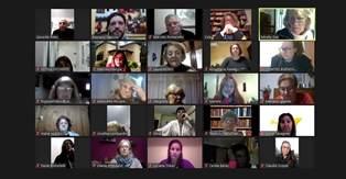 VIDEOCONFERENZA DEL COORDINAMENTO PARI OPPORTUNITÀ DEL MAIE ARGENTINA
