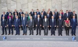 GUERINI A BRUXELLES PER LA RIUNIONE DEI MINISTRI DELLA DIFESA DELLA NATO