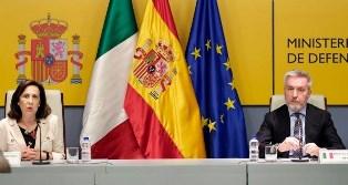 MISSIONE A MADRID PER IL MINISTRO GUERINI