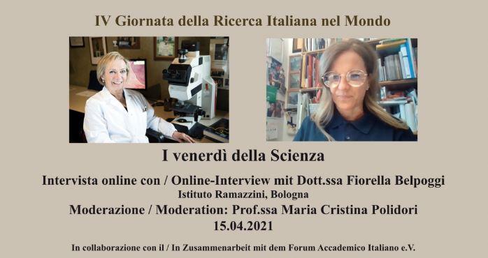 Radiofrequenza e ricerca medico-scientifica: l'IIC di Colonia incontra Fiorella Belpoggi