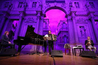 JAZZ IS BACK! DOMANI AL TEATRO OLIMPICO DI VICENZA IL PRIMO IMPORTANTE CONCERTO JAZZ DAL VIVO IN ITALIA DOPO IL LOCKDOWN