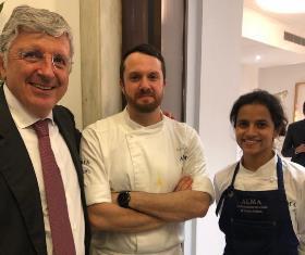 ALMA: UN TOUR IN INDIA NEL NOME DELLA FOOD CULTURE ITALIANA