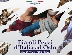 """""""PICCOLI PEZZI D'ITALIA AD OSLO / SMÅ BITER AV ITALIA I OSLO"""""""