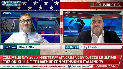 SPECIALE COLUMBUS DAY 2020 DI PATRIMONIO ITALIANO TV