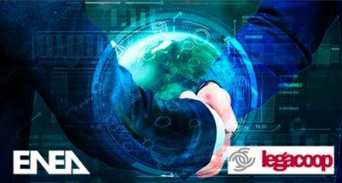 Sostenibilità, economia circolare e digitale: accordo Enea-Legacoop